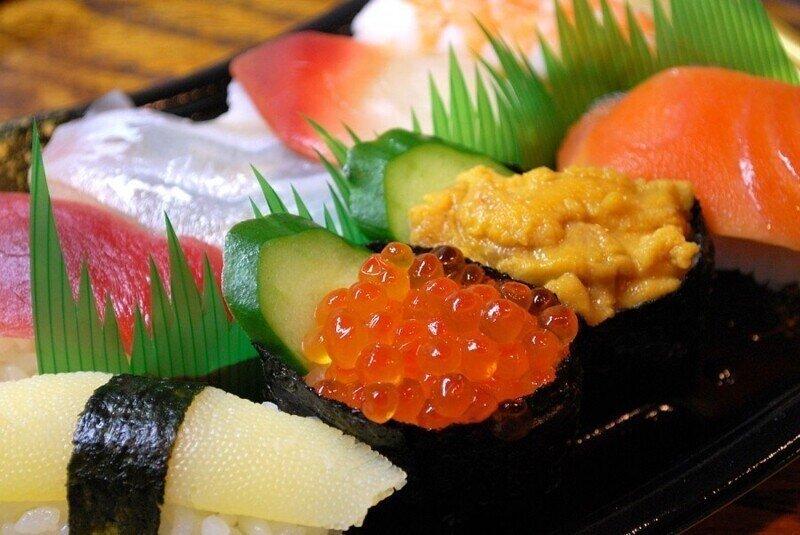 Умерла, попробовав суши