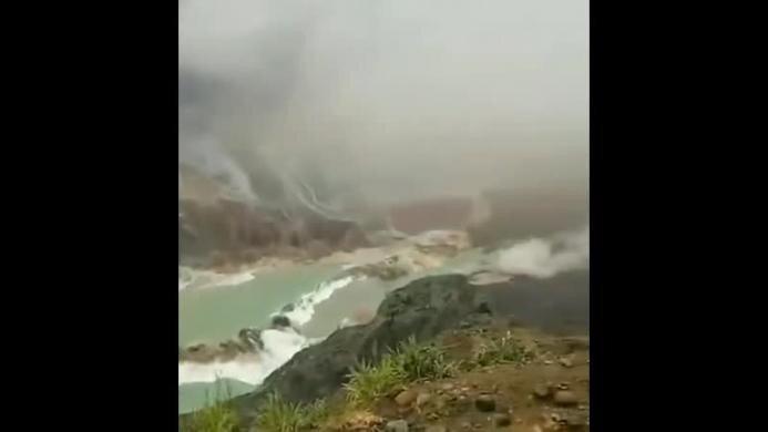 Оползень природа страшная сила