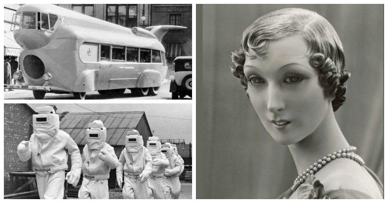Удивительные фотографии ушедшей эпохи