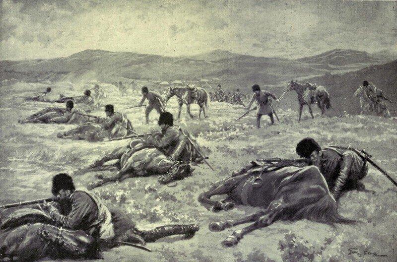 Иканское сражение