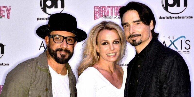 Бритни Спирс записала песню с Backstreet Boys (да, в 2020 году)