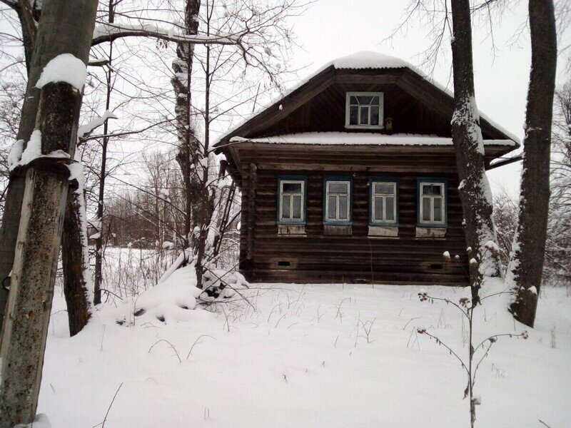 Заброшенные деревни Подмосковья, где можно поселиться