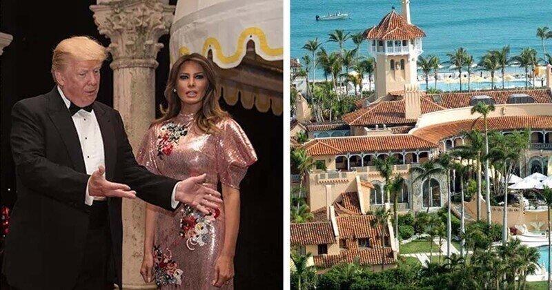 Трампу не разрешают переехать из Белого дома в собственное поместье во Флориде