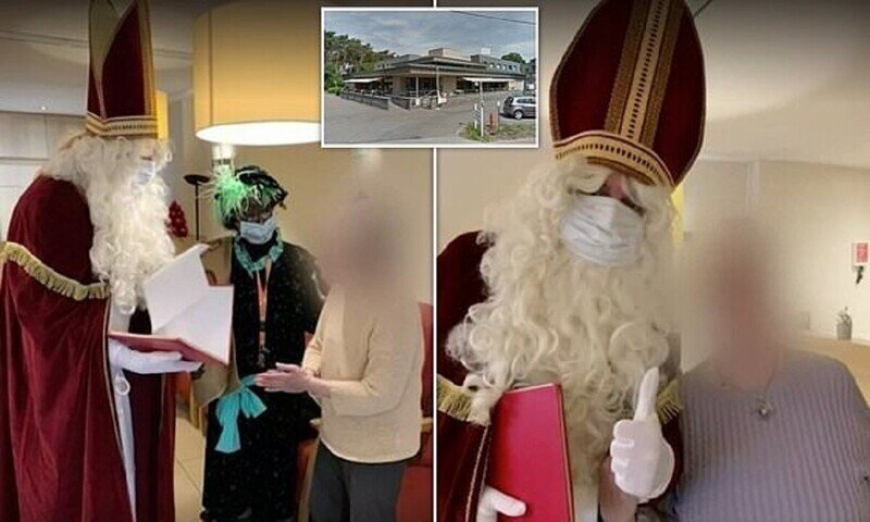 Санта Клаус принес в дом престарелых смертельный подарок