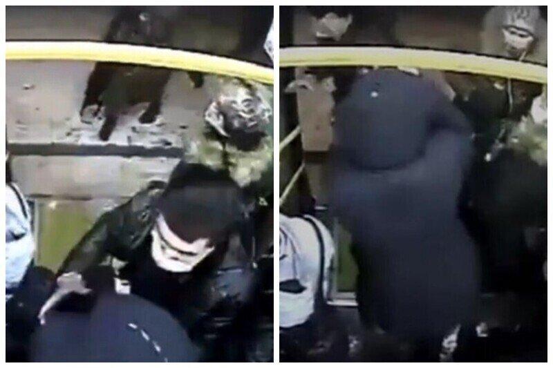 Психанул: за попытку расплатиться крупной купюрой кондуктор автобуса в Хабаровске избил пассажира