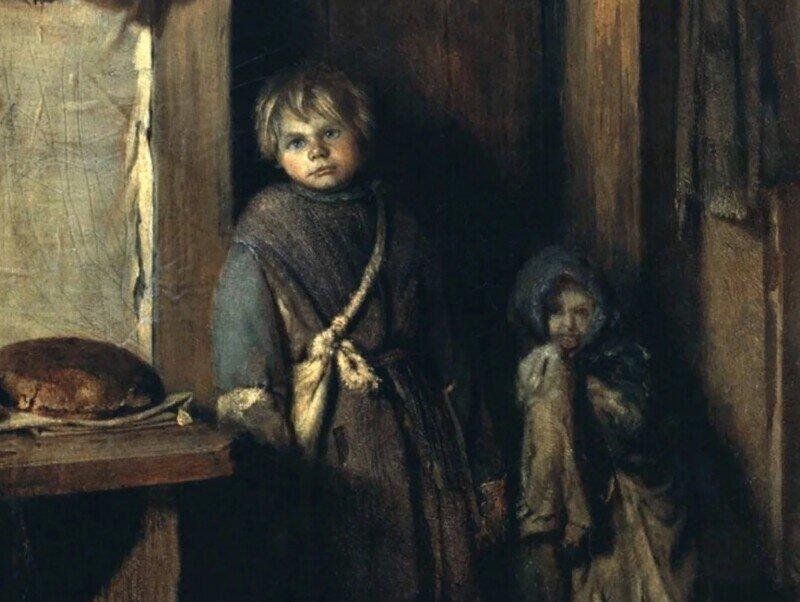 Почему голодали люди в стране, которая кормила хлебом всю Европу