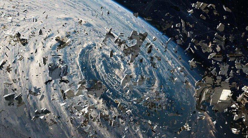 Приберитесь там: что делать с космическим мусором