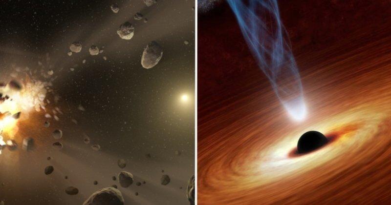 10 фактов, доказывающих, что мы слишком мало знаем о Вселенной