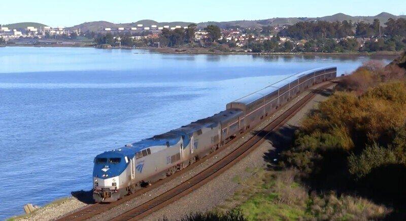 Железные дороги в США. Почему остановилось развитие?