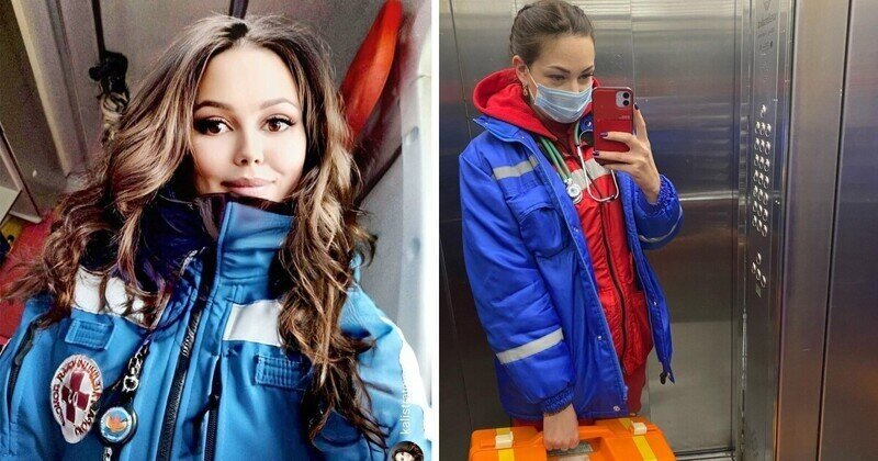 Обаятельные и привлекательные фельдшеры скорой помощи, которые спасали жизни в эти праздники