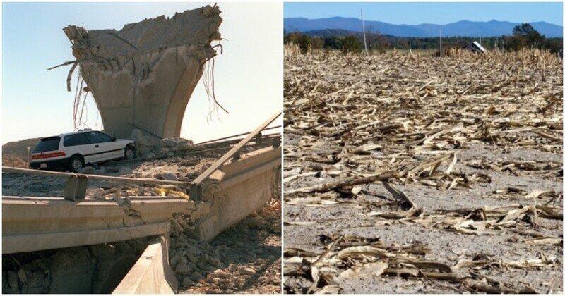10 природных катастроф, которые привели к огромным финансовым убыткам