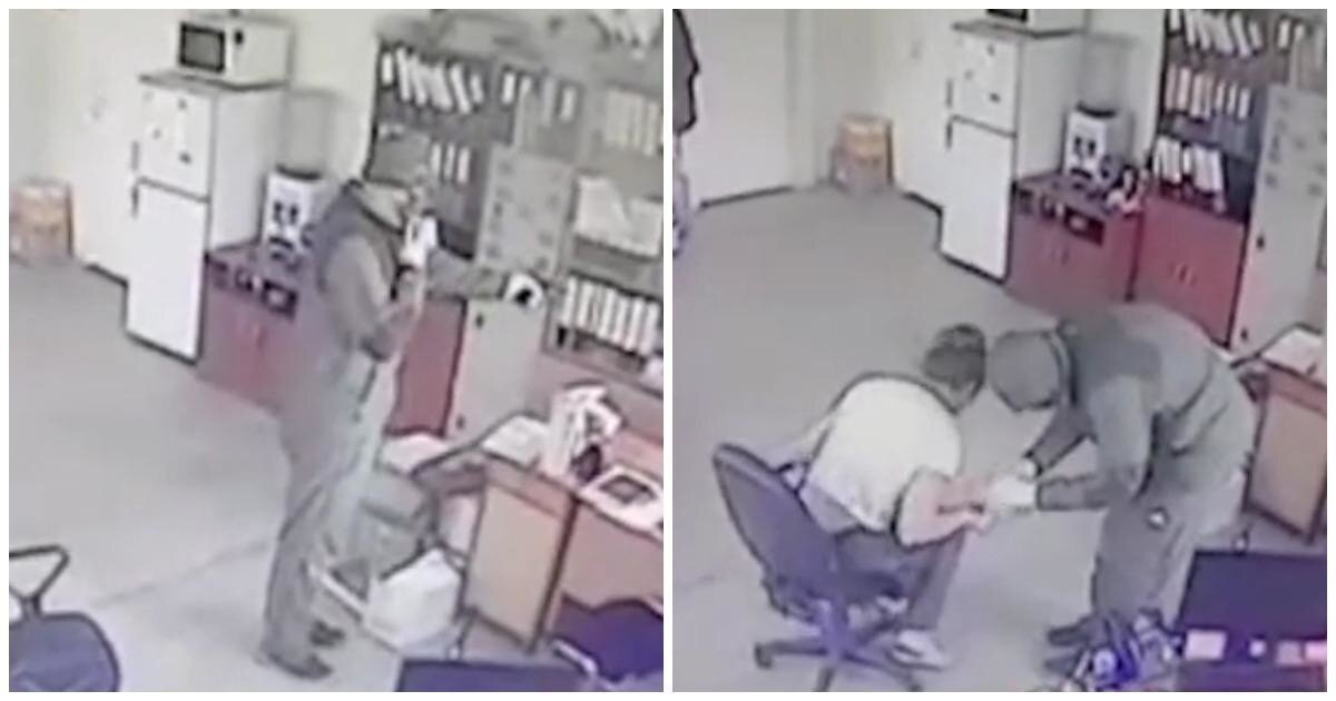 Грузчик из Новокузнецка ограбил офис бывшего работодателя и уехал отдыхать в Тюмень