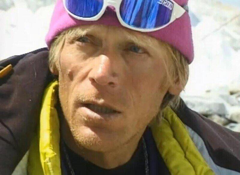 Сегодня бы исполнилось  63 года Анатолию Букрееву,  выдающемуся альпинисту, светлая ему память!