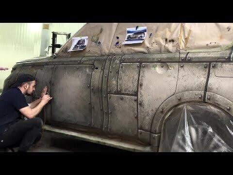 Автомобиль Infininy QX 80