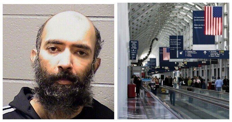 Американец побоялся заразиться COVID-19 в родном городе и три месяца прожил в аэропорту
