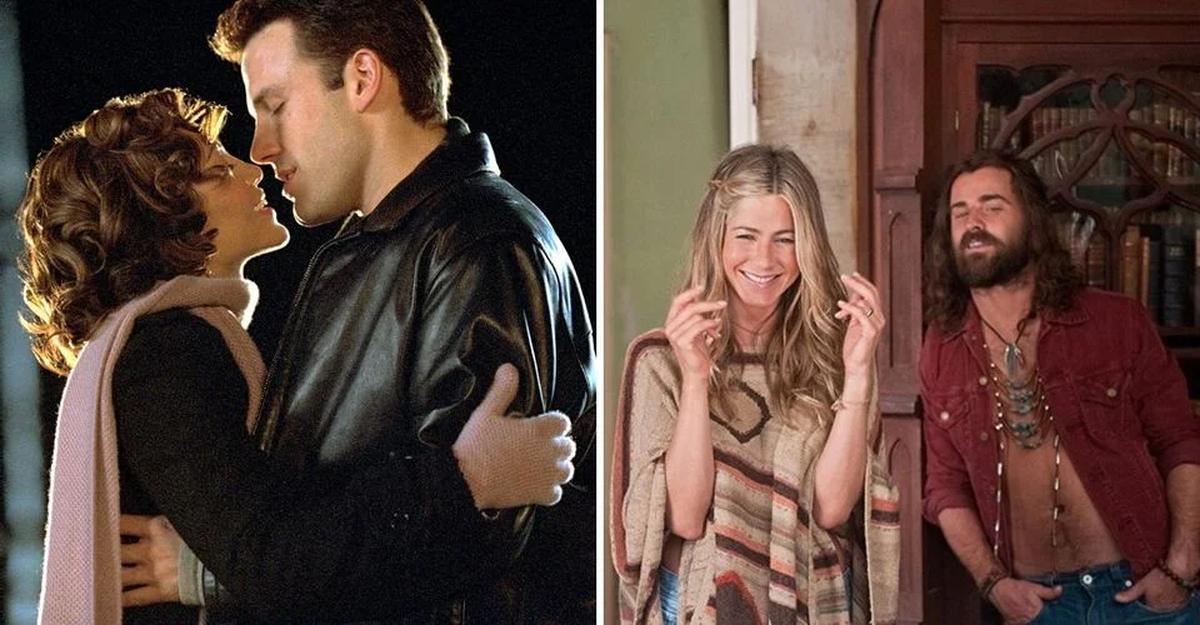 10 звездных пар, которые встретились на съемках
