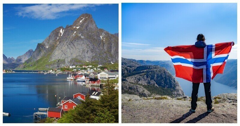 Топ 8 мифов и стереотипов о Норвегии