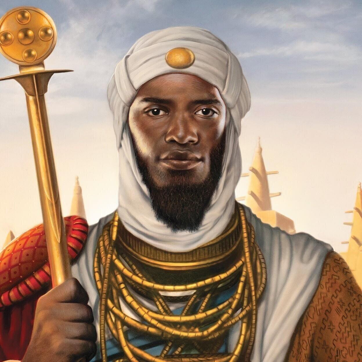 Султан Малийской империи построил рай на земле для своих подданных, став богаче современных миллиардеров