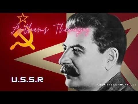 Гимн СССР 1944-1955 года