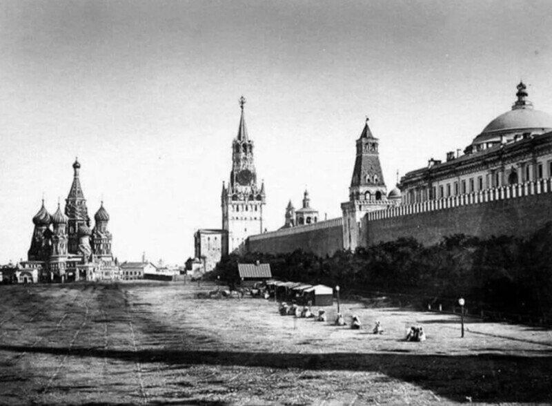 Несколько исторических фото, показывающие, насколько изменился наш мир