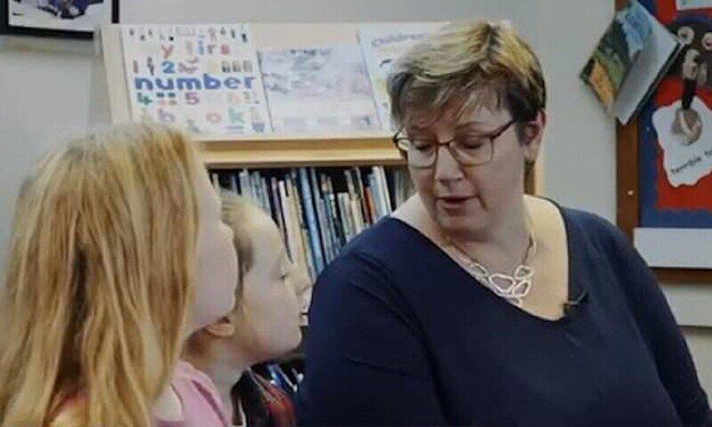 Британское телевидение учит школьников различать 100 полов