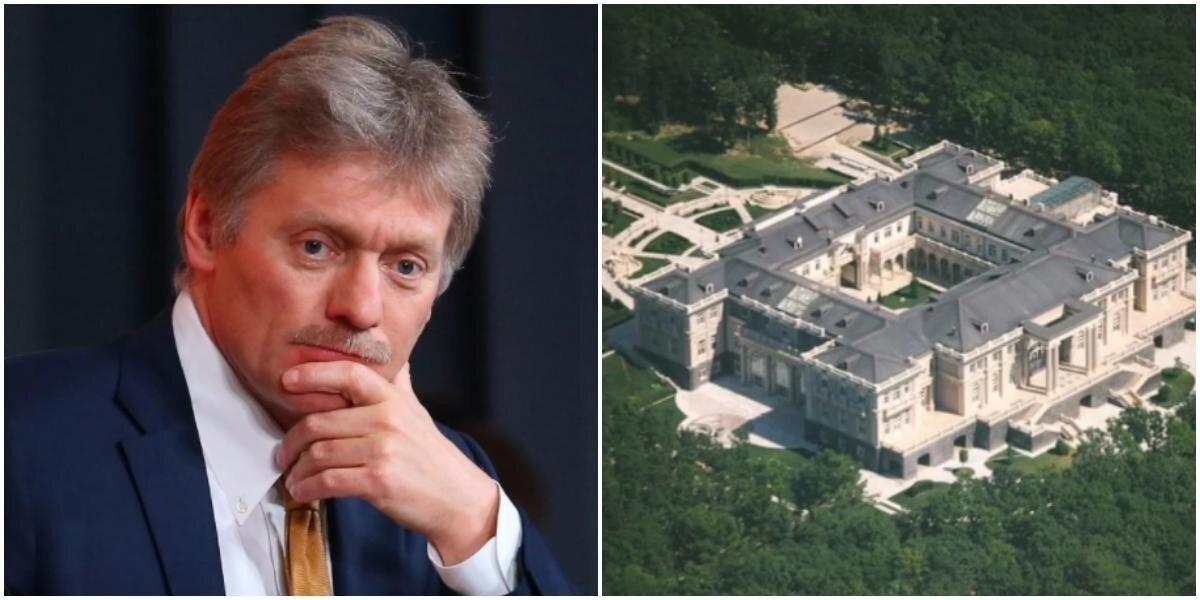 В Кремле не стали разглашать, кому принадлежит дворец в Геленджике