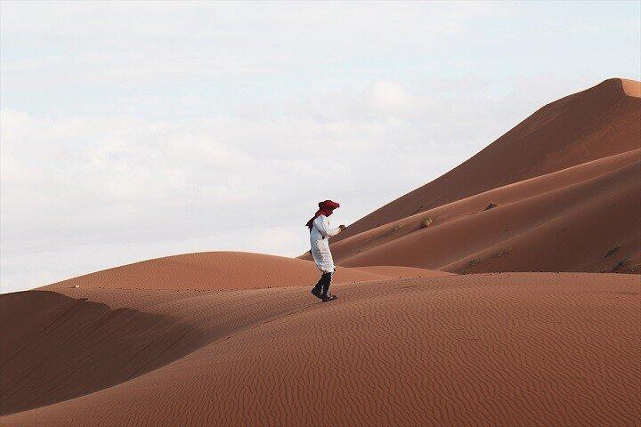 Как глубоки пески пустыни Сахара и что находится под ними?