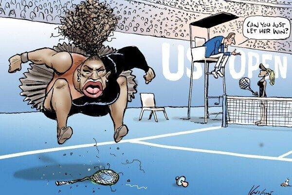 Карикатура, жанр острый и смешной