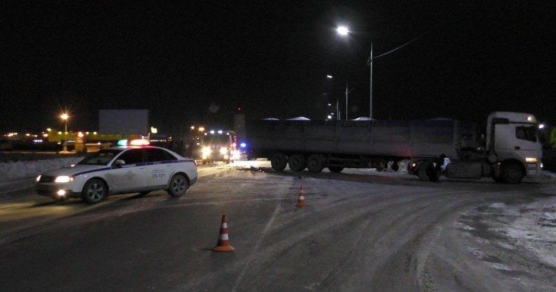 Авария дня. Молодая девушка погибла в результате ДТП в Каменске-Уральском