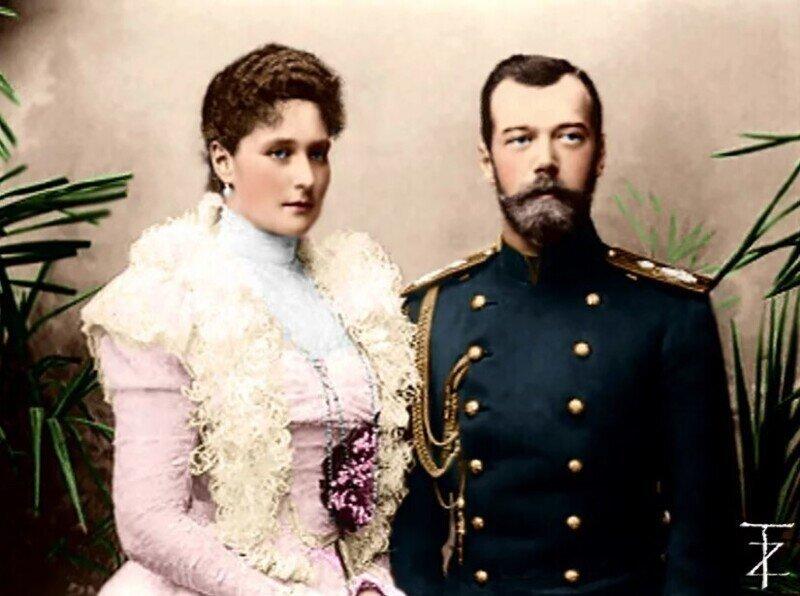 Почему все императрицы - немки?