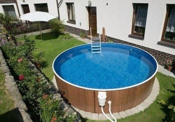 Установка каркасного бассейна: нюансы и советы