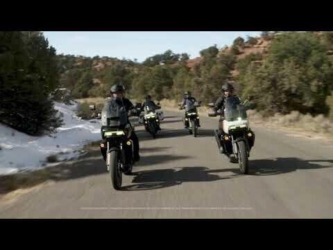 Тур-эндуро от Harley-Davidson