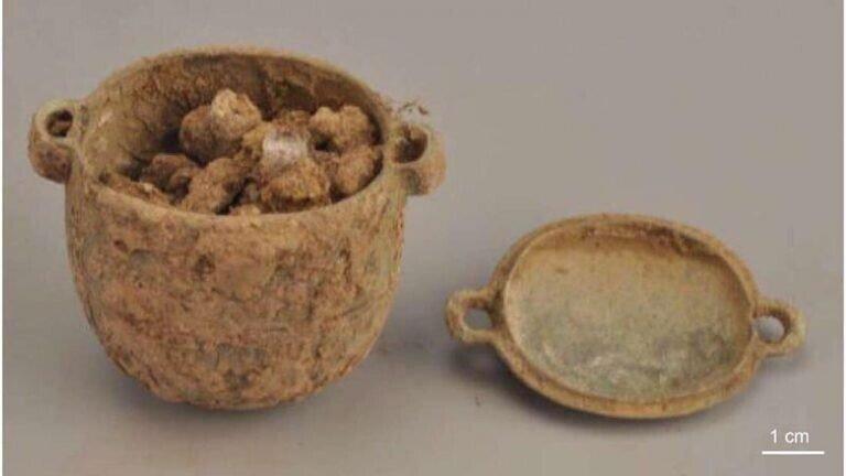 2700-летний крем для лица из «лунного молока»