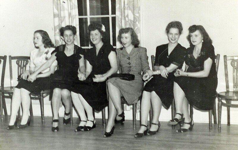 Как раньше называли непопулярных девушек