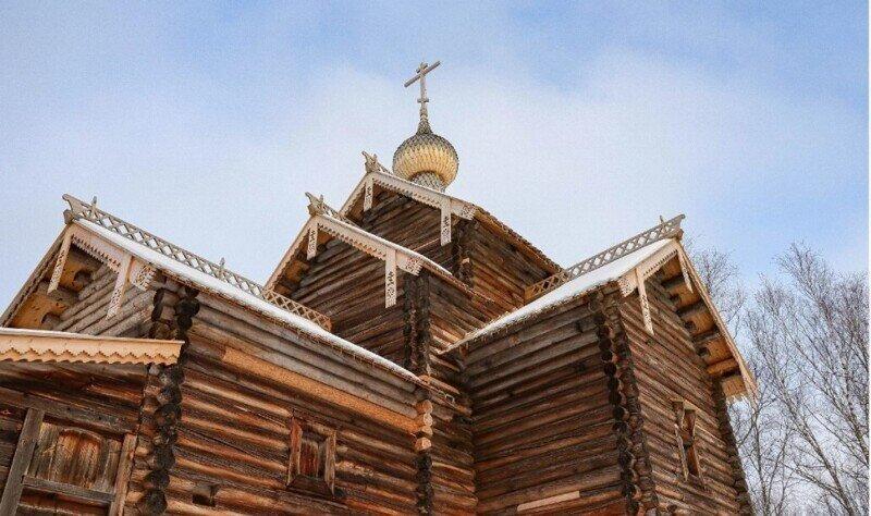 Как отапливались церкви в старину? Дымохода не видел ни у одной