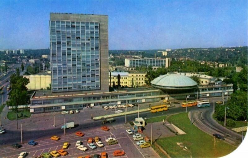 «Тарелка на Лыбедской» в Киеве: история уникального здания и споры вокруг реставрации