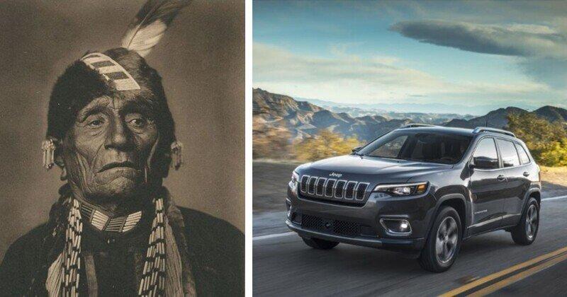 Индейцы настаивают: пора убрать с джипов имя племени чероки