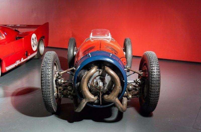 Загадки автомобильного музея Бискаретти