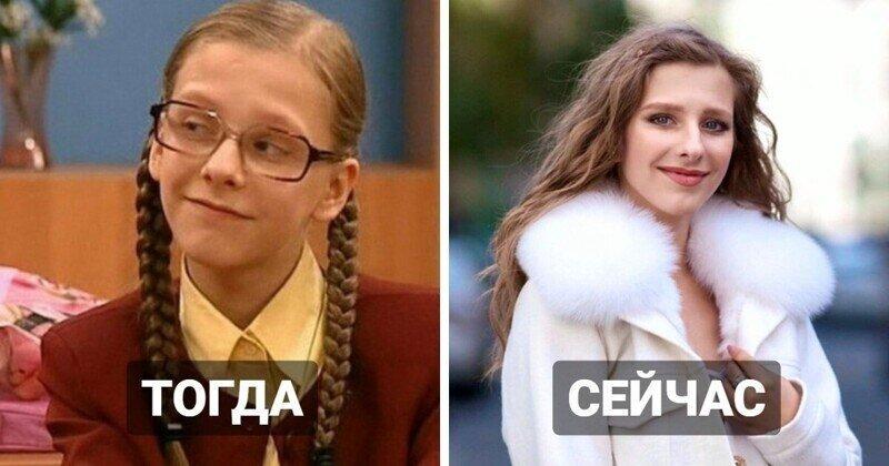 Как выглядят актеры популярных сериалов 2000-х?