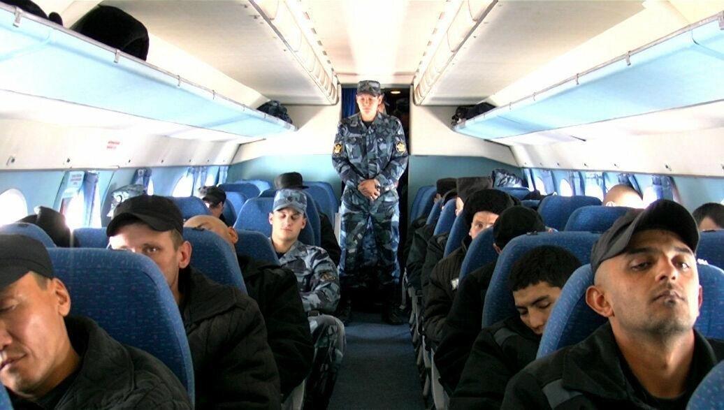 Авиазак - самолёт для заключённых