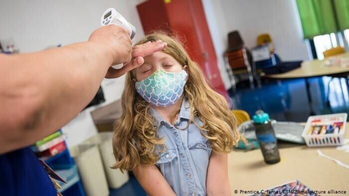 У переболевших «короной» детей обнаружили проблемы со здоровьем