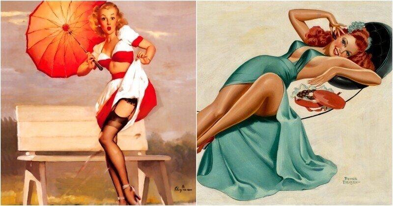 Pin-Up: предвестник сексуальной революции 60-х