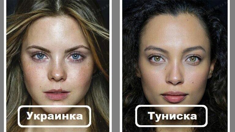 Чарующие портреты женщин со всего мира