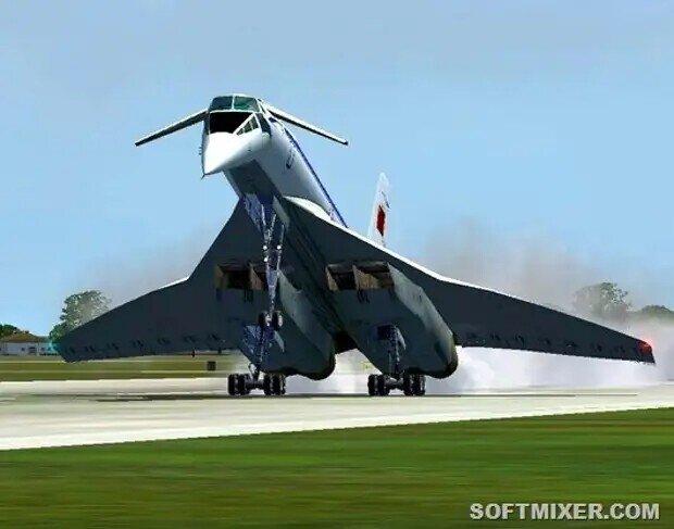Взлёт и падение Ту-144