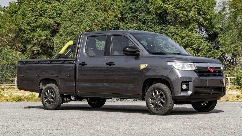 В Китае вышел недорогой аналог УАЗ «Пикап» от General Motors, который собрал уже кучу предзаказов