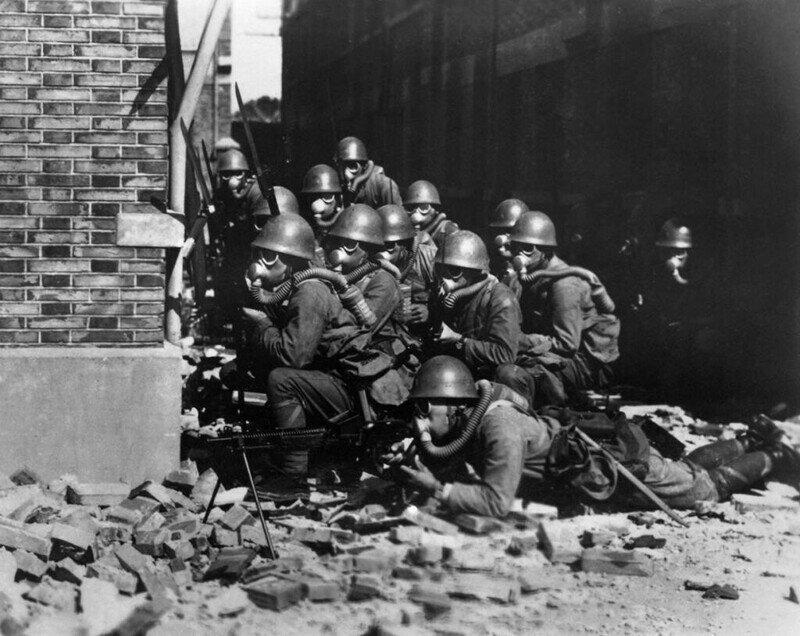 Интересные факто о Второй мировой войне