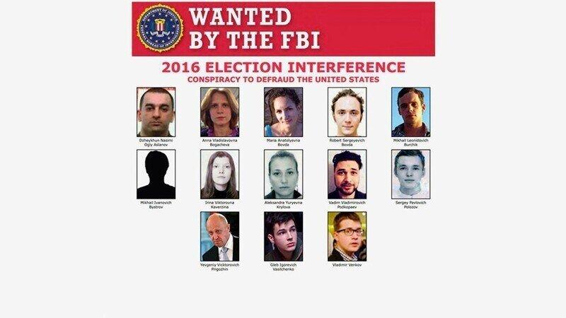 ФБР предложило 250 тысяч долларов за информацию о Пригожине