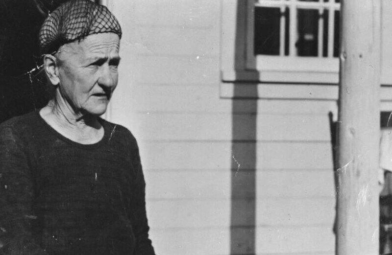 Фанни Квигли: Повариха и золотоискатель Аляски
