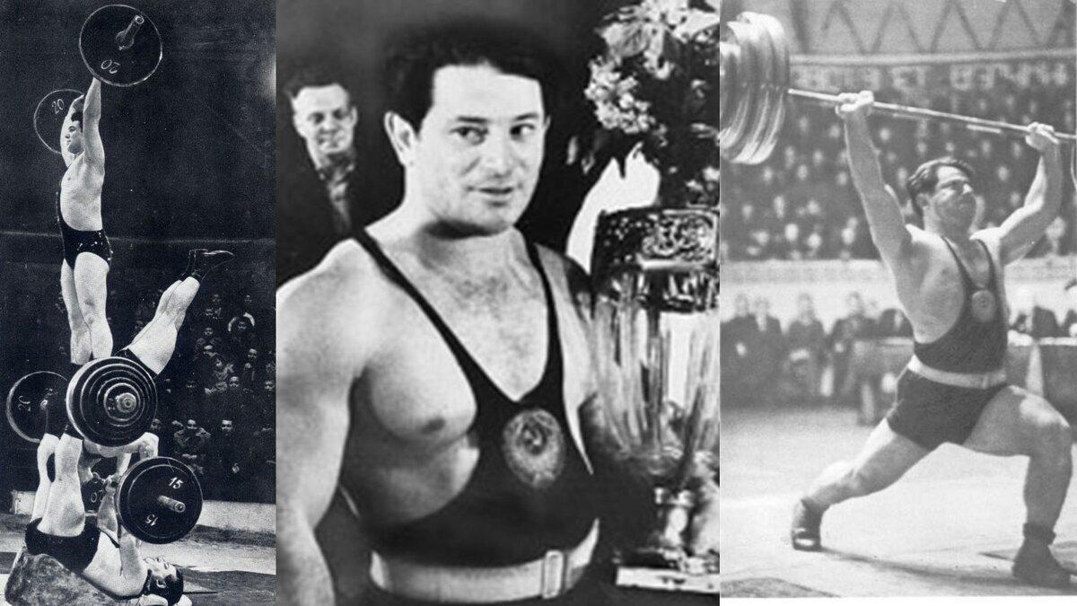 Григорий Новак. Первый чемпион мира, обладатель 23 мировых и 86 рекордов СССР, артист цирка, герой народных историй
