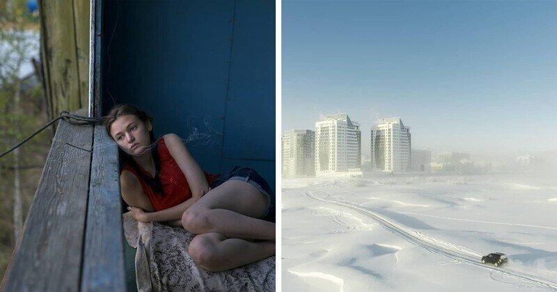 Якутские морозы и тепло Якутии